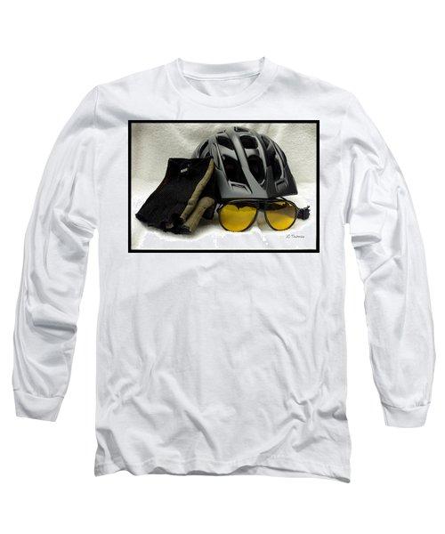Cycling Gear Long Sleeve T-Shirt