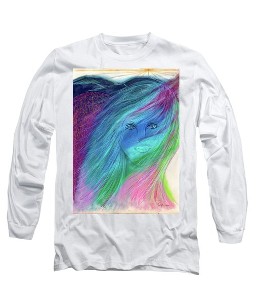 Cyndi 5th Dimension Long Sleeve T-Shirt
