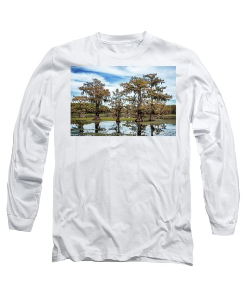 Cypress Expression  Long Sleeve T-Shirt