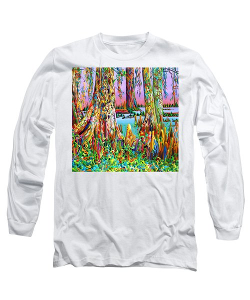Cypress Spirit Rising Long Sleeve T-Shirt