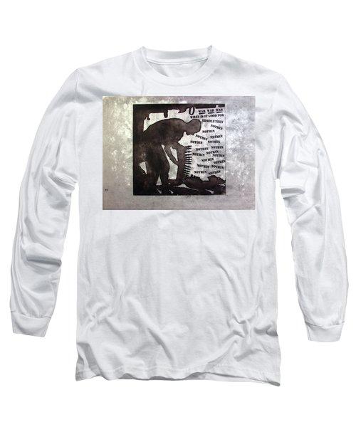 D U Rounds Project, Print 36 Long Sleeve T-Shirt