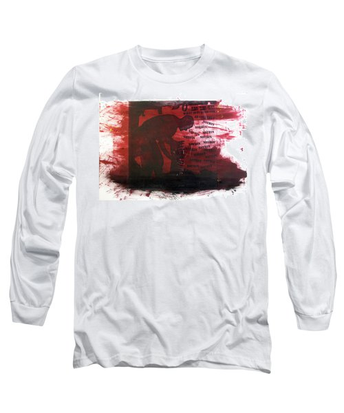 D U Rounds Project, Print 38 Long Sleeve T-Shirt