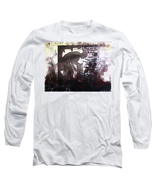 D U Rounds Project, Print 46 Long Sleeve T-Shirt