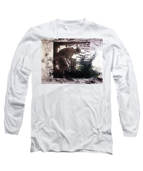 D U Rounds Project, Print 50 Long Sleeve T-Shirt