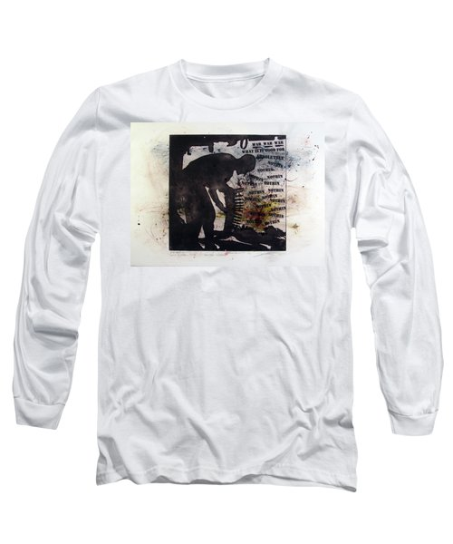 D U Rounds Project, Print 53 Long Sleeve T-Shirt