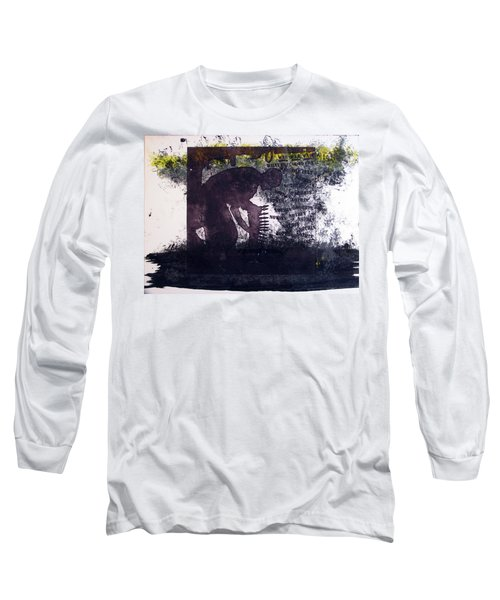 D U Rounds Project, Print 6 Long Sleeve T-Shirt