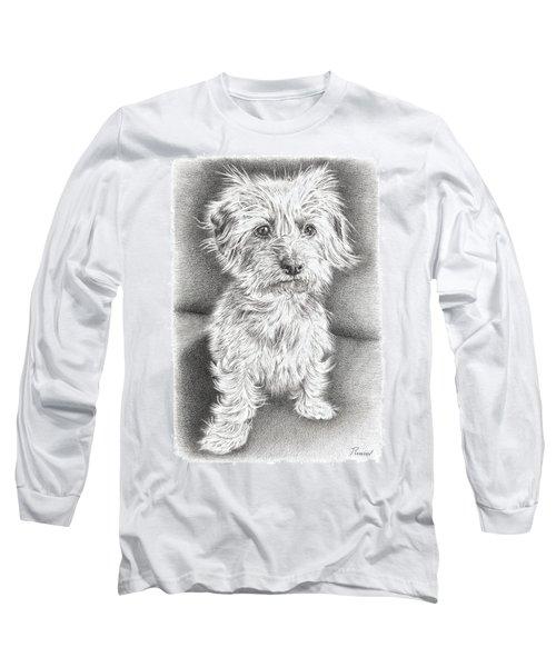 Dachshund Maltese Long Sleeve T-Shirt