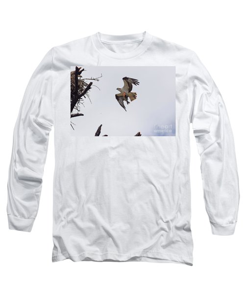 Dad Brought Supper Long Sleeve T-Shirt