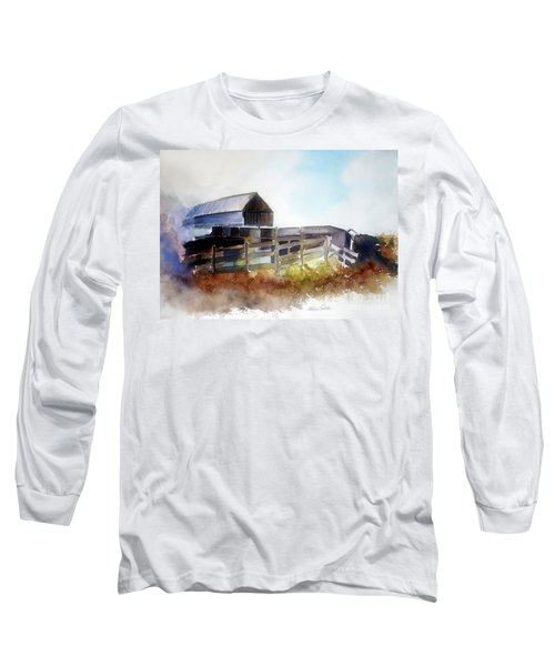 Dad's Farm House Long Sleeve T-Shirt