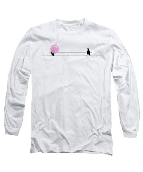 Dagum Bird Long Sleeve T-Shirt