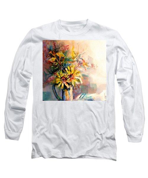 Daisy Day Long Sleeve T-Shirt