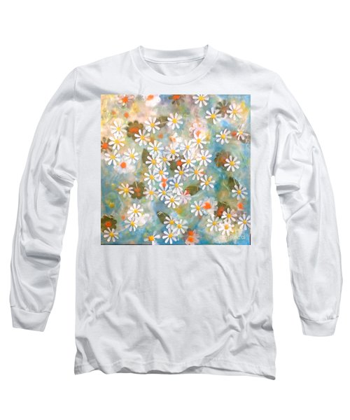 Daisy Days Long Sleeve T-Shirt