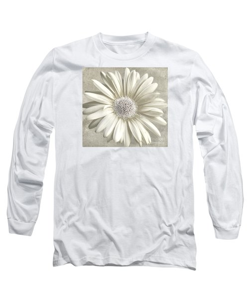 Daisy Long Sleeve T-Shirt by Jim  Hatch