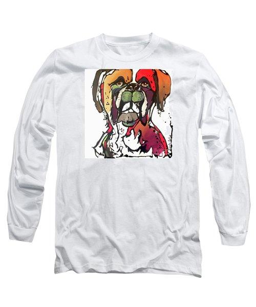 Daisy Long Sleeve T-Shirt by Nicole Gaitan
