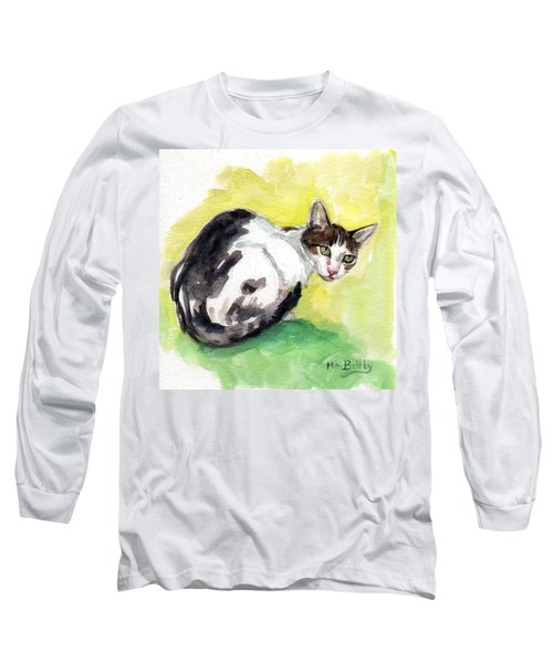 Daisy Or Little Singer Long Sleeve T-Shirt
