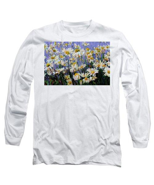 Daisy Spirit Sundance Long Sleeve T-Shirt