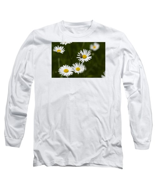 Daisy Visitor Long Sleeve T-Shirt