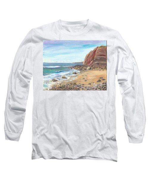 Dana Point Beach Long Sleeve T-Shirt