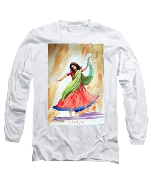 Dance Of Abandon Long Sleeve T-Shirt