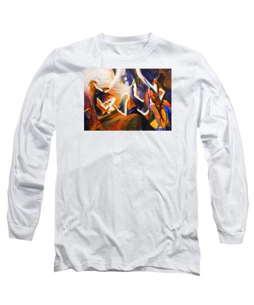 Dance Of The Druids Long Sleeve T-Shirt