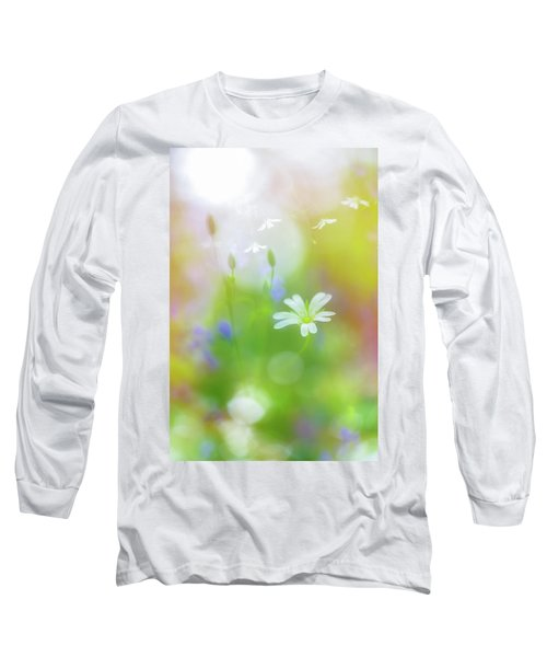 Dance Of The Nature Spirits Long Sleeve T-Shirt