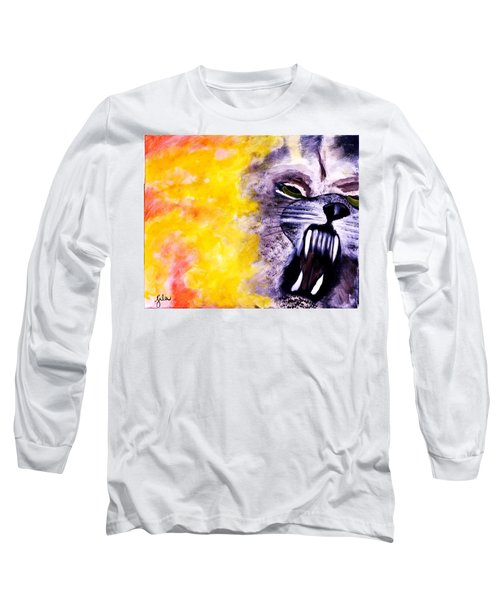 Wolf In Sheep's Clothing Long Sleeve T-Shirt