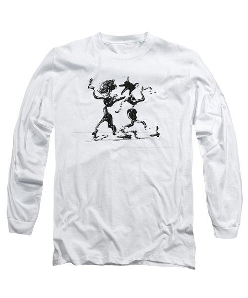 Dancing Couple 1 Long Sleeve T-Shirt