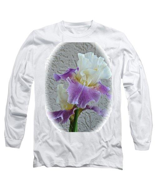 Dancing Iris Long Sleeve T-Shirt