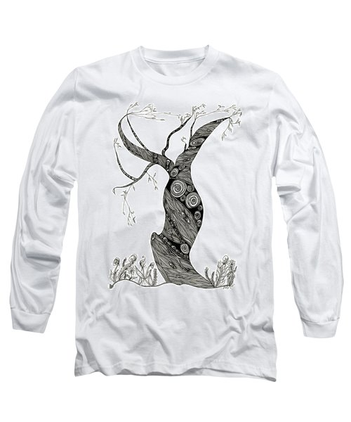 Dancing Tree Long Sleeve T-Shirt