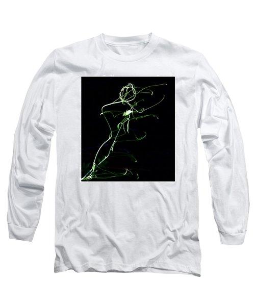 Dancing Vine Long Sleeve T-Shirt