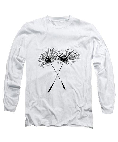 Dandelion Duo  Long Sleeve T-Shirt