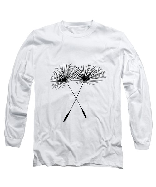 Dandelion Duo  Long Sleeve T-Shirt