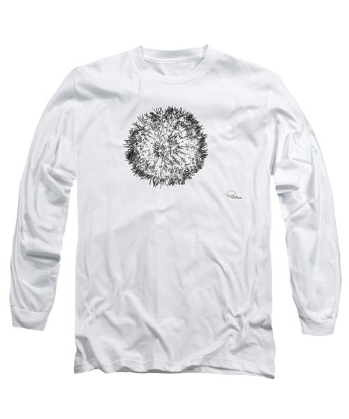 Dandelion Long Sleeve T-Shirt by Ludwig Keck