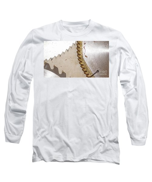 Dangerously Sharp   Long Sleeve T-Shirt