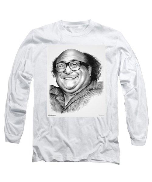 Danny Devito Long Sleeve T-Shirt