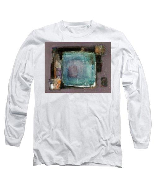 Pink Long Sleeve T-Shirt by Behzad Sohrabi