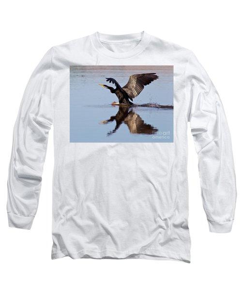 Darter Landing Long Sleeve T-Shirt
