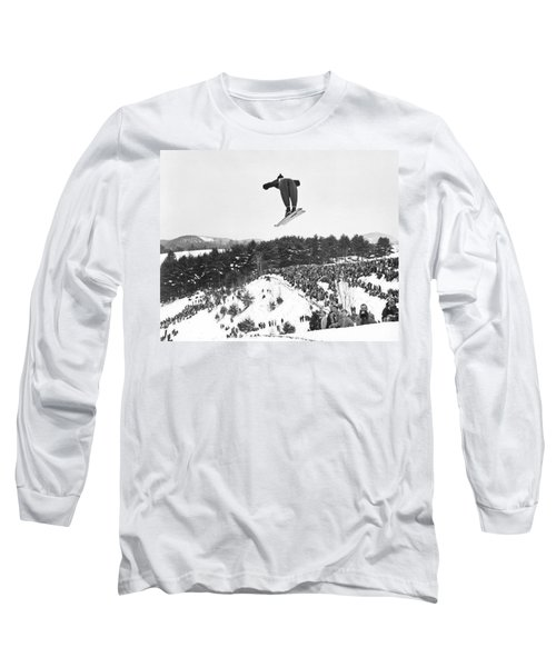 Dartmouth Carnival Ski Jumper Long Sleeve T-Shirt
