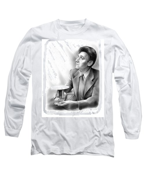 Daryl M. Chapin Long Sleeve T-Shirt