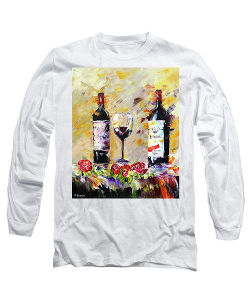 Date Night Long Sleeve T-Shirt
