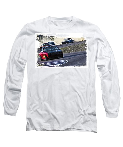 Datsun 510 Long Sleeve T-Shirt