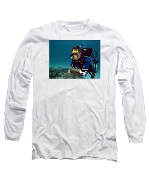 Dave In The Mask Long Sleeve T-Shirt