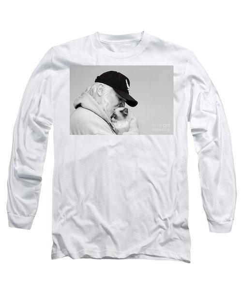 David Bw Long Sleeve T-Shirt