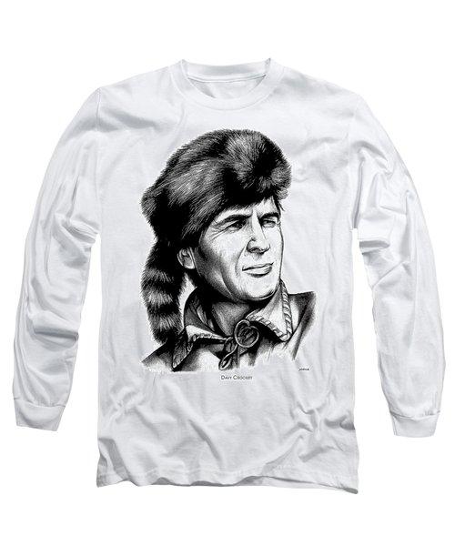 Davy Crockett Long Sleeve T-Shirt