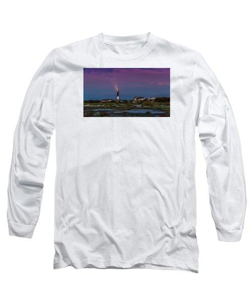 Dawn On Sullivan's Island Sc Long Sleeve T-Shirt