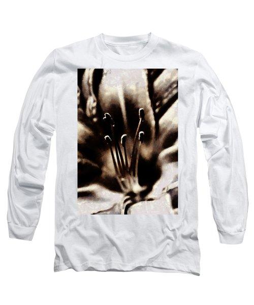 Daylily Study Long Sleeve T-Shirt