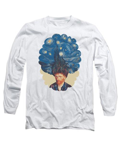 De Hairednacht Long Sleeve T-Shirt