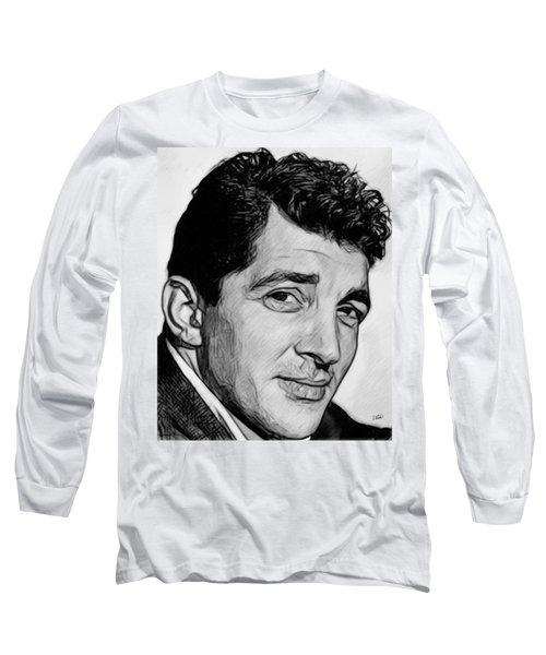 Dean Martin 03 Long Sleeve T-Shirt
