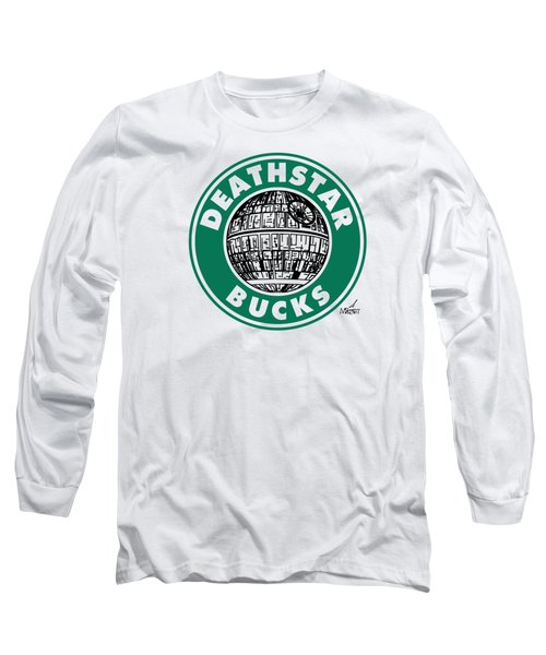 Deathstar Bucks Long Sleeve T-Shirt