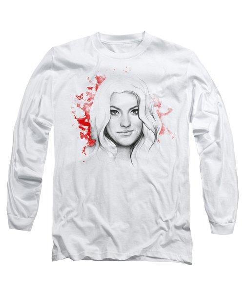 Debra Morgan - Dexter Long Sleeve T-Shirt